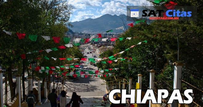 telefono SAT Chiapas