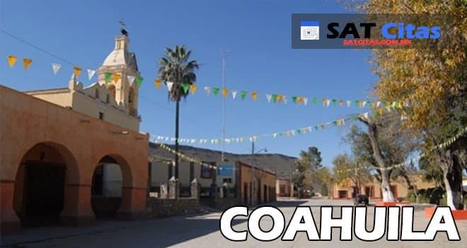 telefono SAT Coahuila