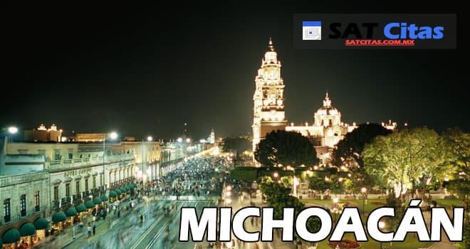 telefono SAT Michoacán