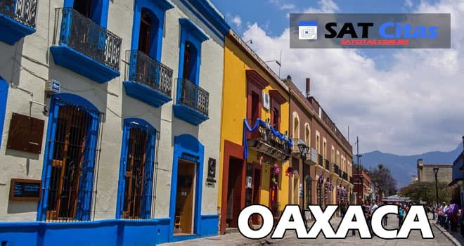 telefono SAT Oaxaca