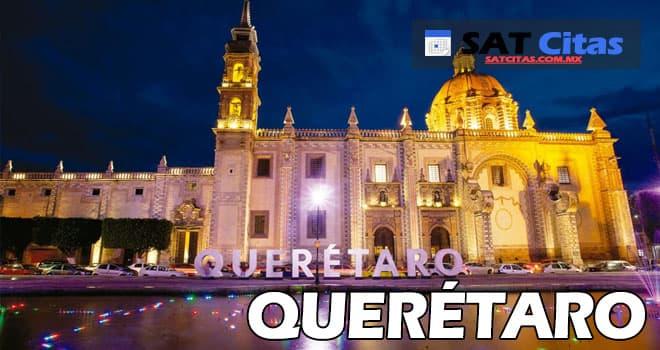 telefono SAT Querétaro