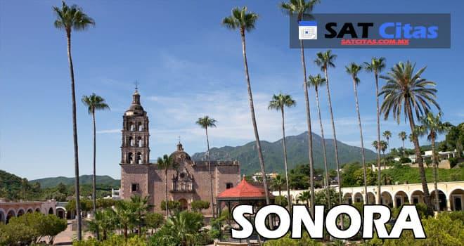 oficinas sat Sonora