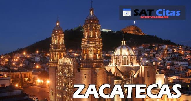 telefono SAT Zacatecas
