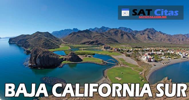 telefono SAT baja california sur