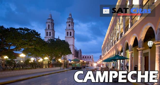 oficinas sat campeche
